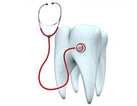 badanie zębów